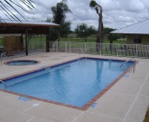 Kool Deck, Coping Brick, Commercial Pool, Blue Quartz, Geometric Pool