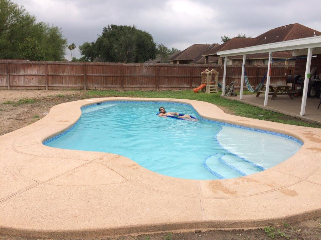 McAllen Custom Pools, Harlingen Pool Builders