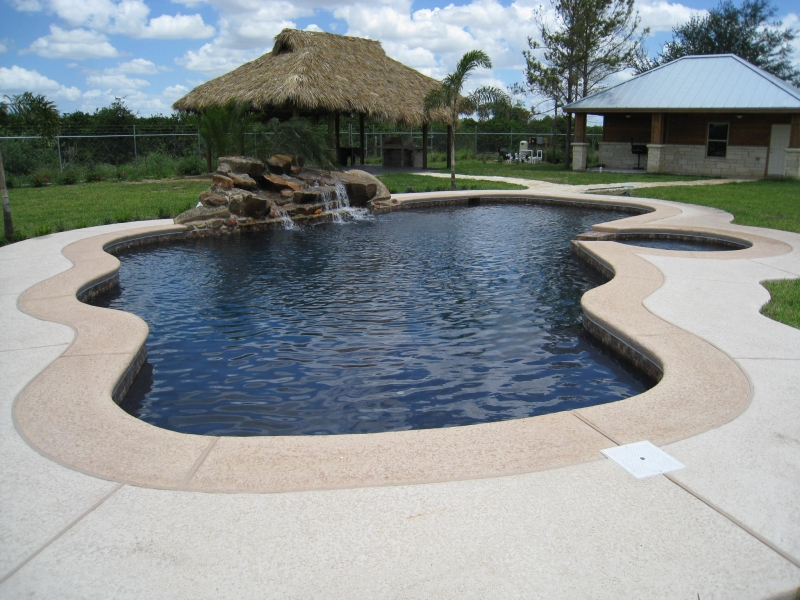 Mcallen Custom Pools Harlingen Pool Builders