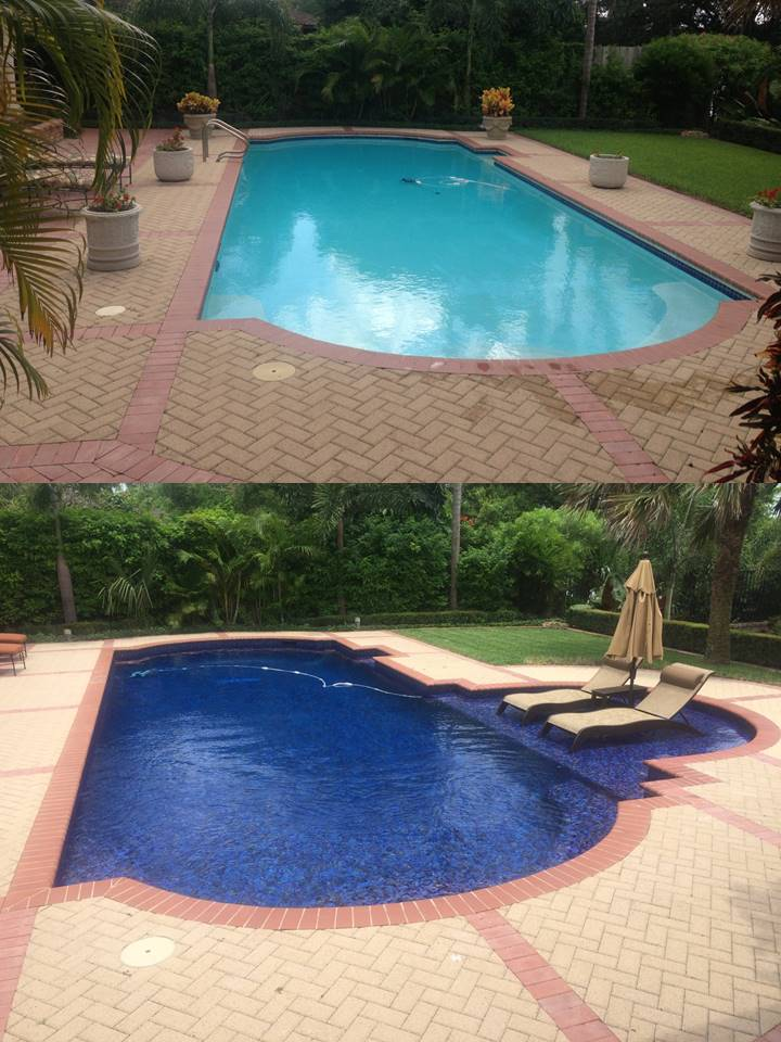Take Over Lease >> Harlingen Pool Renovation Photos, Swimming Pool Replaster