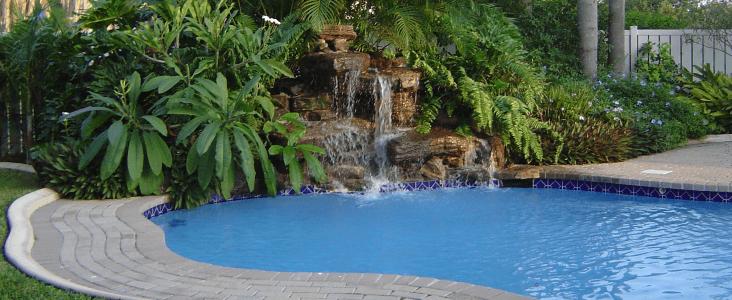 Enjoying the Summer Swim Season